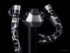 NAVER LABS - 로봇팔 AMBIDEX, 일상의 삶 속으로 팔을 뻗다