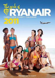 The Girls Of Ryanair 2011