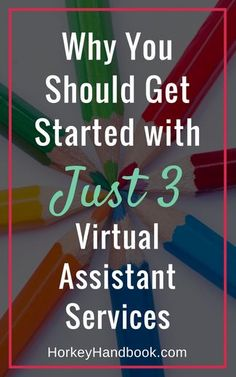 Learn why you should start a virtual assistant business with these three examples.