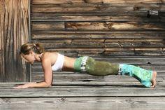 Forearm Plank Pose