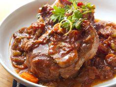 Osso buco - Recette de cuisine Marmiton : une recette