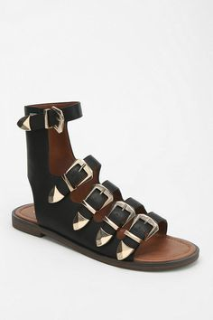 Coconuts Dreamer Caged Sandal - Urban Outfitters