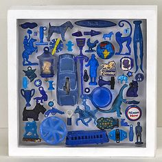 Robin Ayres – Box of Color/Blue