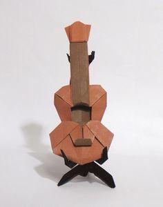 SPANISH GUITAR by Origami Roman