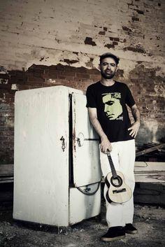 O músico Rodrigo Campos toca nesta quinta, 17, no Studio SP, na rua Augusta