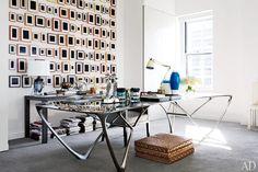 Modern workspace, amazing desk!