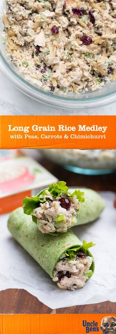 Pack a delicious and nutritious meal idea for lunch with help from this recipe for Long Grain and Wild Rice Chicken Salad. Using UNCLE BEN'S® Long Grain & Wild Original Recipe, chicken breast, greek yogurt, celery, cranberries, and green onions, this healthy lunch dish couldn't be easier to make ahead of time for simple meal prep. Find everything you need to keep your afternoon meal fresh and flavorful at Target.