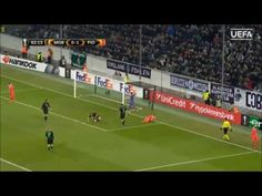 Watch brilliant Bernardeschi free-kick (Fiorentina) Europa League Highlights 16/02/2017 - YouTube