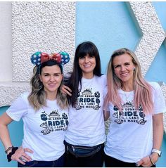 Thanks for such a cute photo Lauren, Emily and Ali!!📷 If anyone is heading to Disneyland soon, these 3 sisters have a ton of tips how to go to @disneyonthedime . . . . . #disneyland #enchantedkingdomglam #sistersquad #wdw #disneyshirts #disneyworld #disneymom #disneyblogger #momblogger #travelblogger #mickeymouse #mickeyears #familyvacation #minniemouse #donaldduck #cinderella #harrypotter #starwars #riseoftheresistance #disneytips #travelagent #disneylove #etsyshop #etsysellersofinstagram