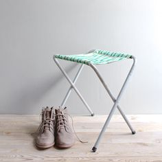 Vintage Camp Stool by lovintagefinds on Etsy, $26.00