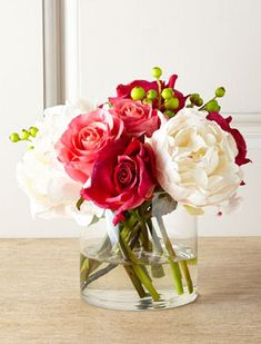 Stunning Valentine's Floral Arrangement Ideas (48) ...Read More...