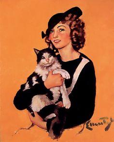 Ellen Bernard Thompson Pyle - 1930s