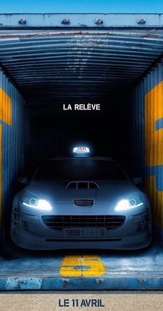 Taxi 4 Film Complet : complet, (2018), Taxi,, Movie,