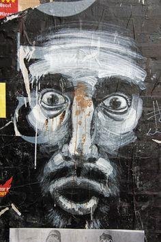 Unknown Artist - Staring Man