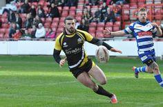 Stuart Reardon, rugbyman