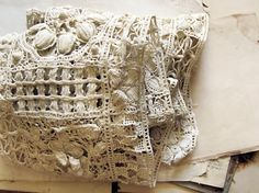 antique+irish+crochet+lace++Victorian+or+by+faginsdaughter+on+Etsy,+$85.00