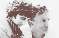 Skyfall: 00Q by ~chibi-chibit on deviantART Ben Whishaw Daniel Craig