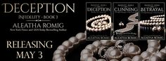 DECEPTION by Aleatha Romig - Cover Reveal
