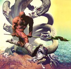 Richard Corben