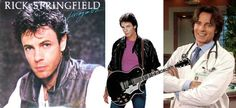 had the tshirts, the pins, the posters on my wall, the magazines, concert :) LOVED! still know all the lyrics probably! Rick Springfield, Stars Then And Now, Oldies But Goodies, Better Love, General Hospital, Poster On, My Crush, Kpop, True Love