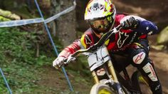 It's all to play for in Val di Sole, the sun is out and the track is as rough as ever. As the weekend goes on we can only expect the track to change even. on Mpora Mtb, Mountain Biking, World Cup, Motorcycle Jacket, Track, World Cup Fixtures, Runway, Trucks, Lob