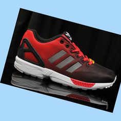 low priced 9492c 1b1d5 Adidas Originals Zx Flux Womens Sneakers Reflective  Tomato-Red,Black,Silver,Grey,White,Stylish trainers hot sale with 80% off  right here.