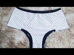 Como Fazer Short, Sewing Clothes, Bikinis, Swimwear, Gym Shorts Womens, Underwear, Plus Size, Sexy, How To Wear