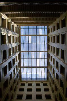 Chpt 21: Chicago School: Wainwright Building, Ceiling perspective, 1890-1891, Louis Sullivan