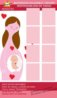 Banner #maternidad #saludable