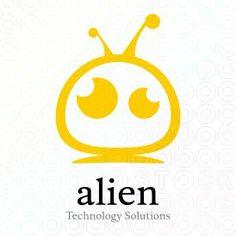 Alien logo by Serdal Sert