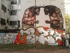 The Politics of Buenos Aires' Street Art #Culture #travel #Packing