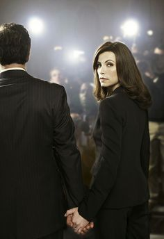 The Good Wife. Amazing roles for Archie Panjabi and Christine Baranski.