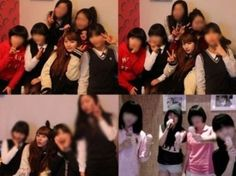 Past pictures of miss A's Suzy with friends attract attention