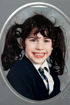 Amy Winehouse | 27 Of History's Most Iconic Rock Stars As Youngsters