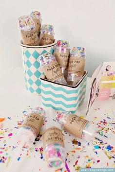 Graduation Party Ideas - Kraft & Shine Graduation Party #peartreegreetings #graduation