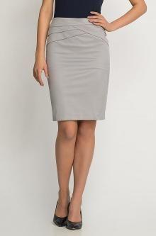 Bleistiftrock mit Details Waist Skirt, High Waisted Skirt, Outfit, Must Haves, Modern, Skirts, Design, March, Inspiration
