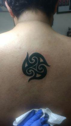 Tatuaje triskel
