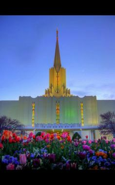 And yet another amazing Temple. Ask and you will hear. It starts with all knowing and guidance with Brothers & Sisters in Christ.  Around the world in microminutes I SHARE.