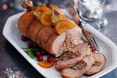 Marks & Spencer Easy-Carve Duck
