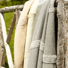 Snuggle up with our #Sefte Danae Woven Throw!