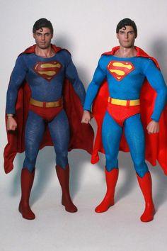 Superman III figures