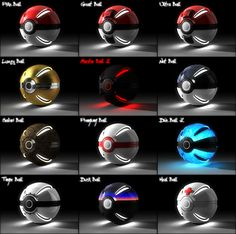 PokeBall: NEXT by NeoTendar.deviantart.com on @deviantART