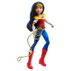 "DC Super Hero Girls Wonder Woman 12"" Action Doll"
