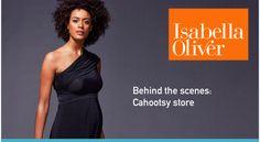 Sneek peek: Isabella Oliver's eStylist maternity tips #Maternity #NewMum #Fashion #MumStyle #Cahootsy