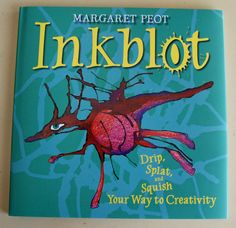 that artist woman: Inkblot book and lesson ideas