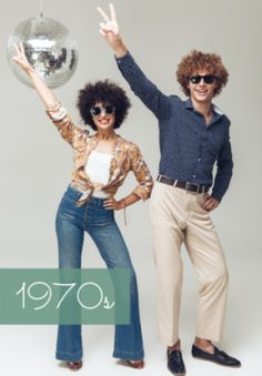 clothing costume outfits fashion disco hippie at 70s Themed Outfits, Vintage Inspired Outfits, Vintage Style Outfits, Vintage Fashion, Disco Costume Diy, 70s Costume, Hippie Costume, Hippie Style Clothing, Hippie Outfits