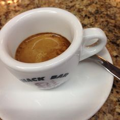#snow #coffee