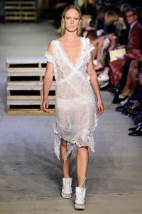 Givenchy - Runway - Spring 2016 New York Fashion Week