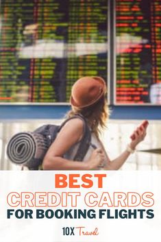 There are several credit cards that have great travel protections and earn a bunch of points when booking flights. But which one is best to use? Learn more on the blog about our favorites and which ones have the best benefits before you book your next flight. Best Credit Card Offers, Best Travel Credit Cards, Rewards Credit Cards, Credit Card Points, Credit Score, Best American Express Card, Couples Vacation, Travel Rewards, Leaving Home