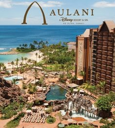 Disney in Hawaii!  Aulani Brochure  Call me to book your Disney vacation.  Debbie Breneman  Life Candy Travel on FB  201.914.4077  debbie@classictravelconnection.com
